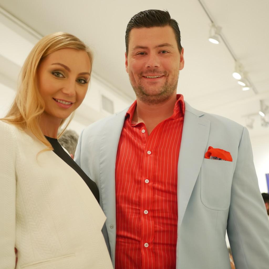 Alisa Pysareva & Dimitri Yurchenko
