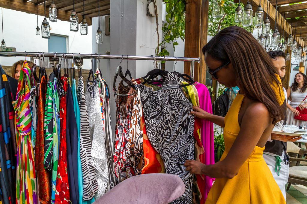 Fashion for Breakfast Cameron Silver Cecconis Miami Beach 22
