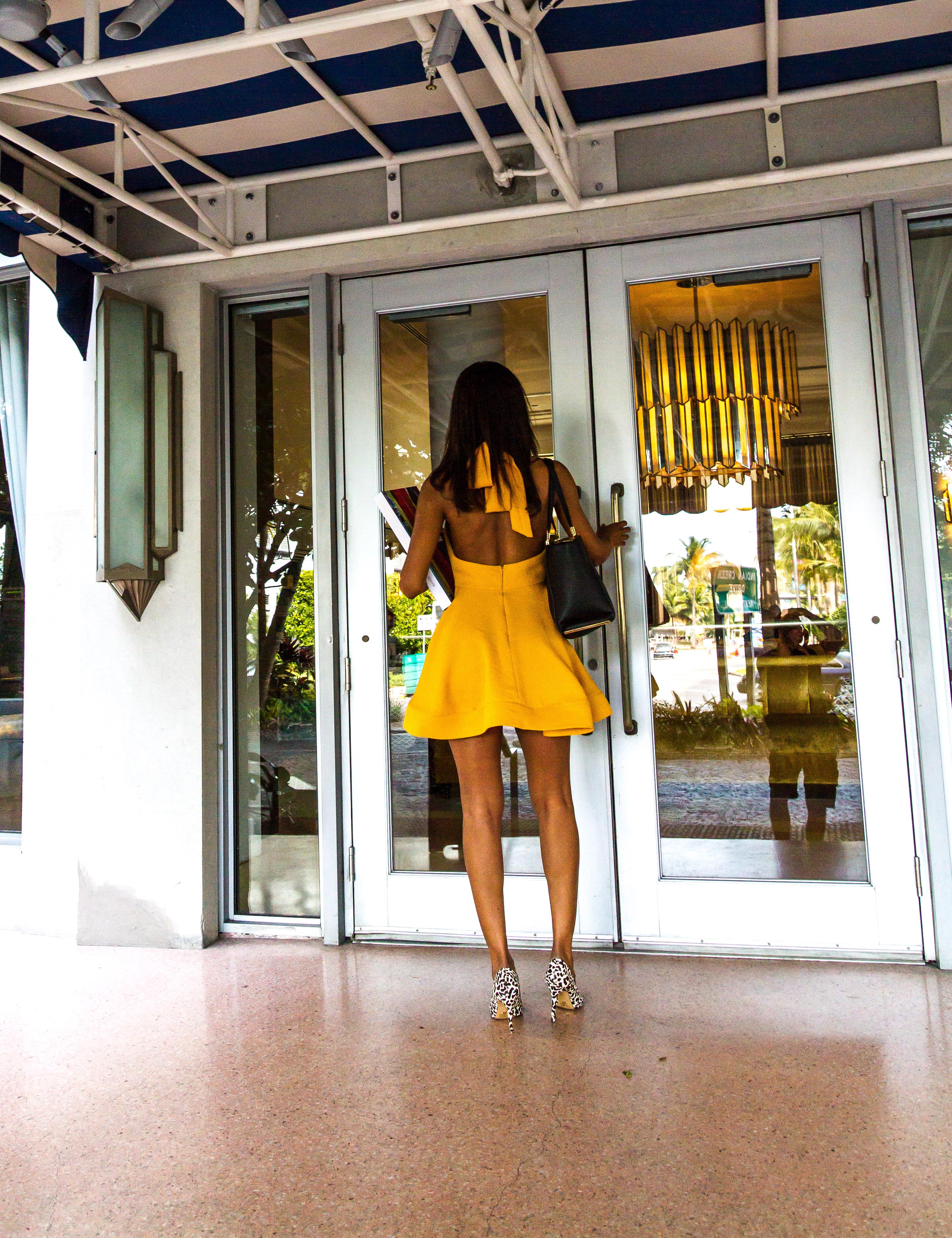 Fashion for Breakfast Cecconi Miami Beach 8