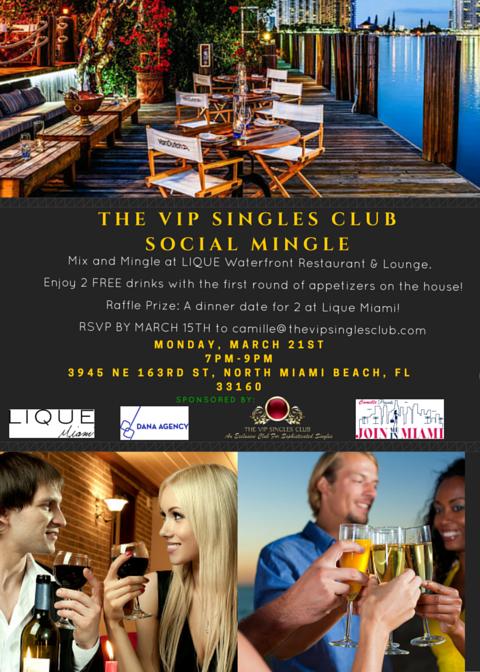 lique vip singles club invite