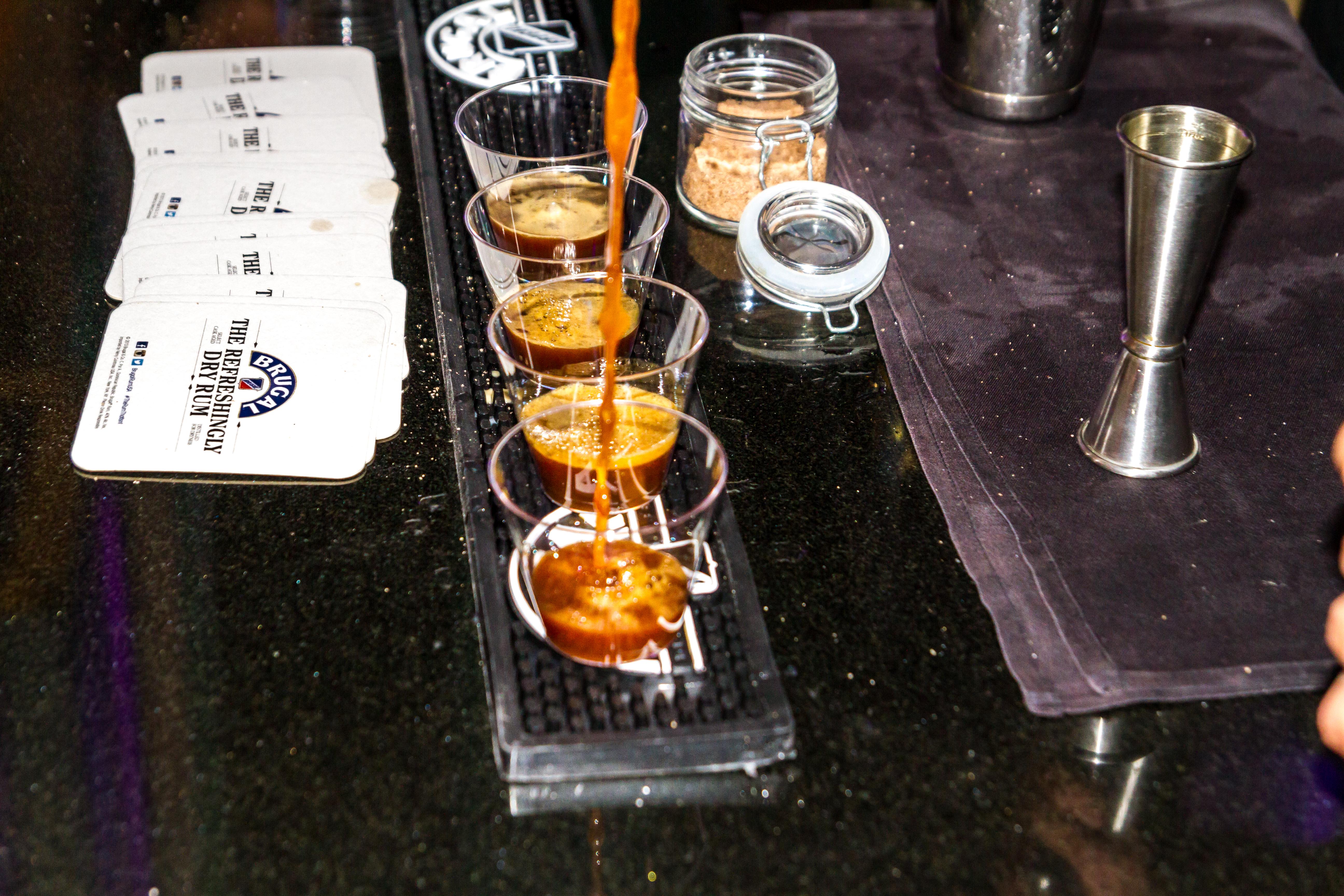 InterContinental Miami Hotel Cocktails for a Cause Martini Cortadito