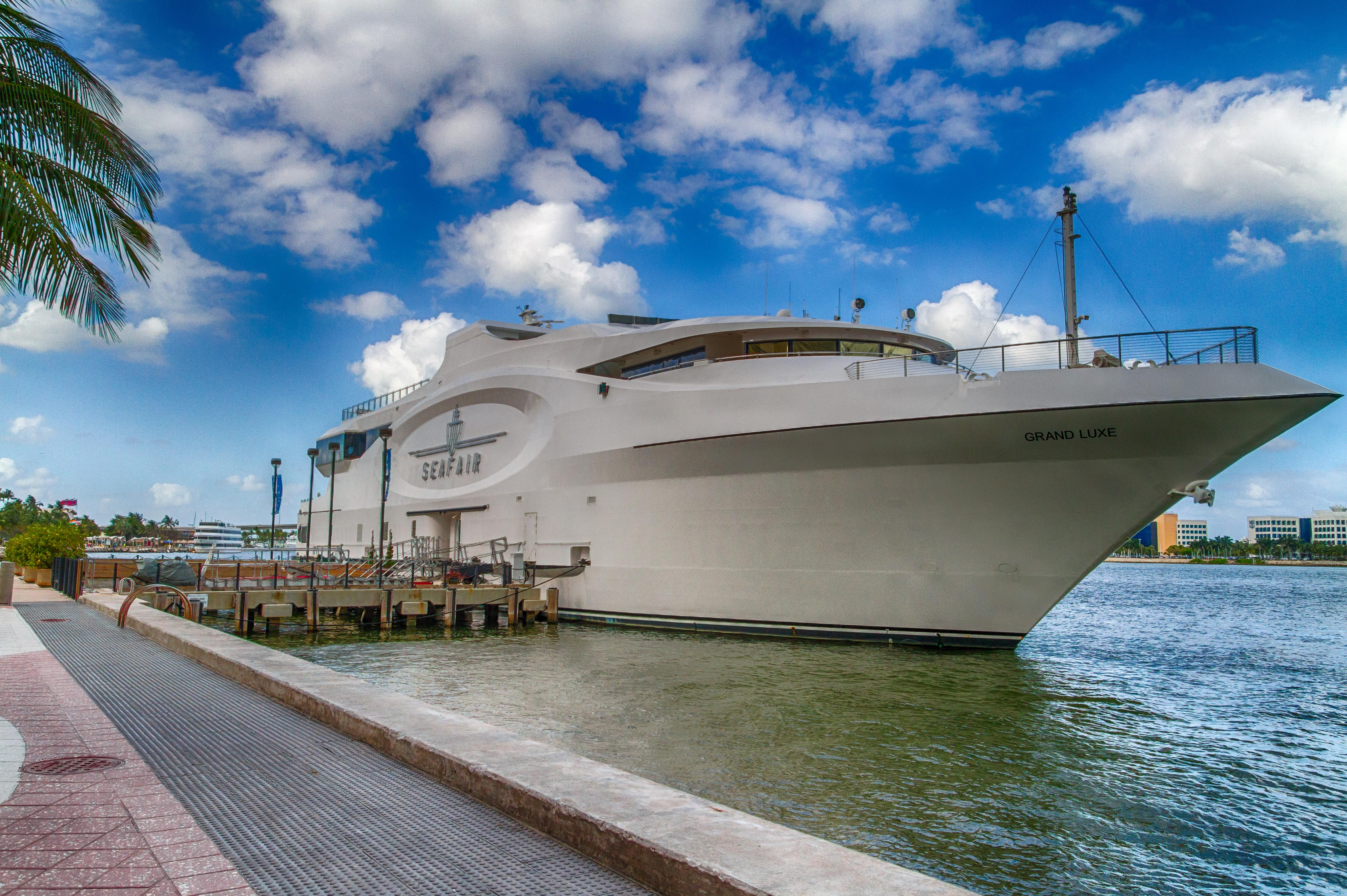 InterContinental Miami Hotel Cruise Ship