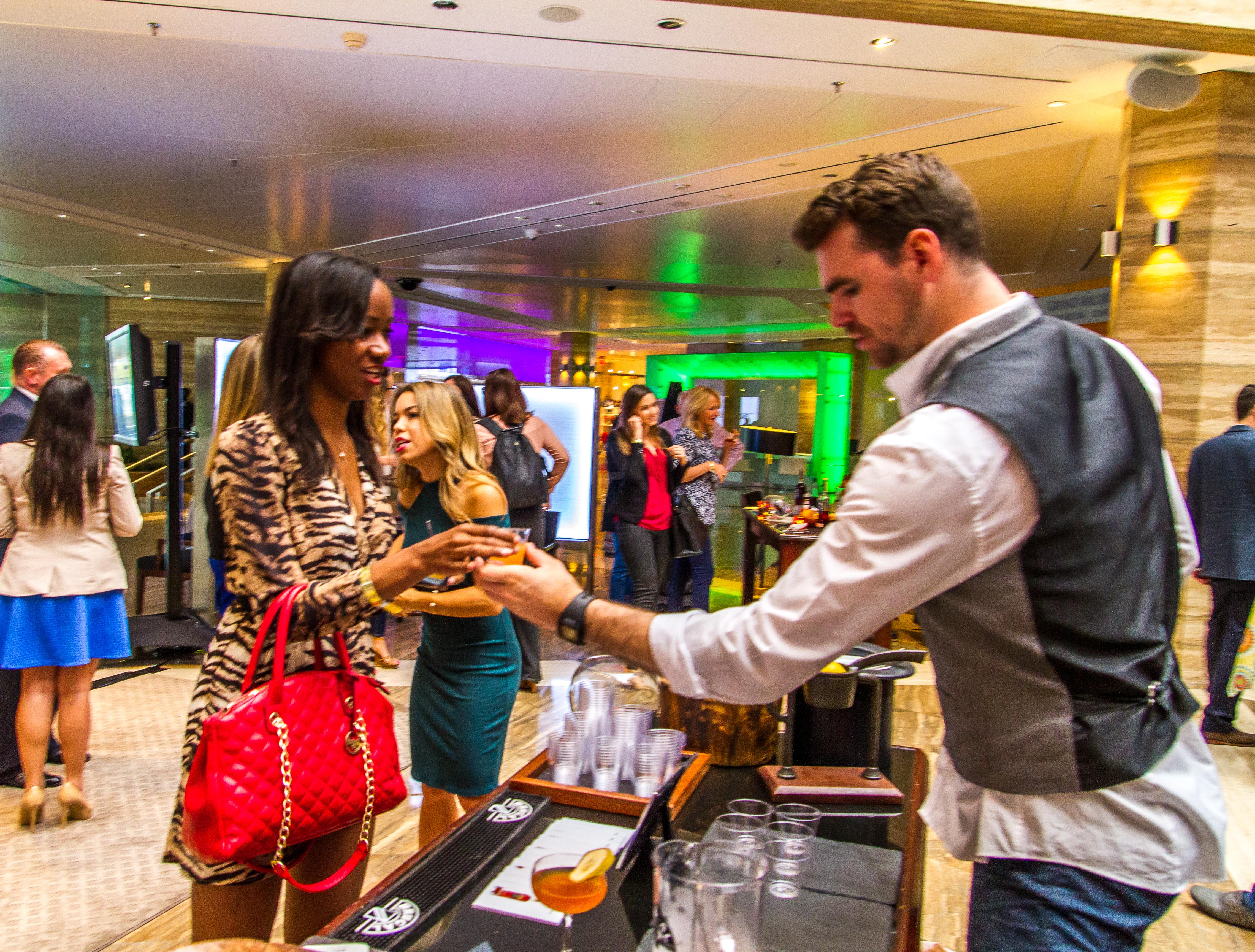 InterContinentalMiami Hotel Cocktails for a Cause Toro Toro Matt Phillips1