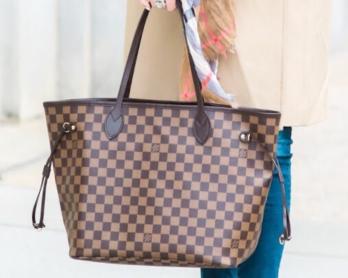Louis Vuitton Never Full Handbag Giveaway