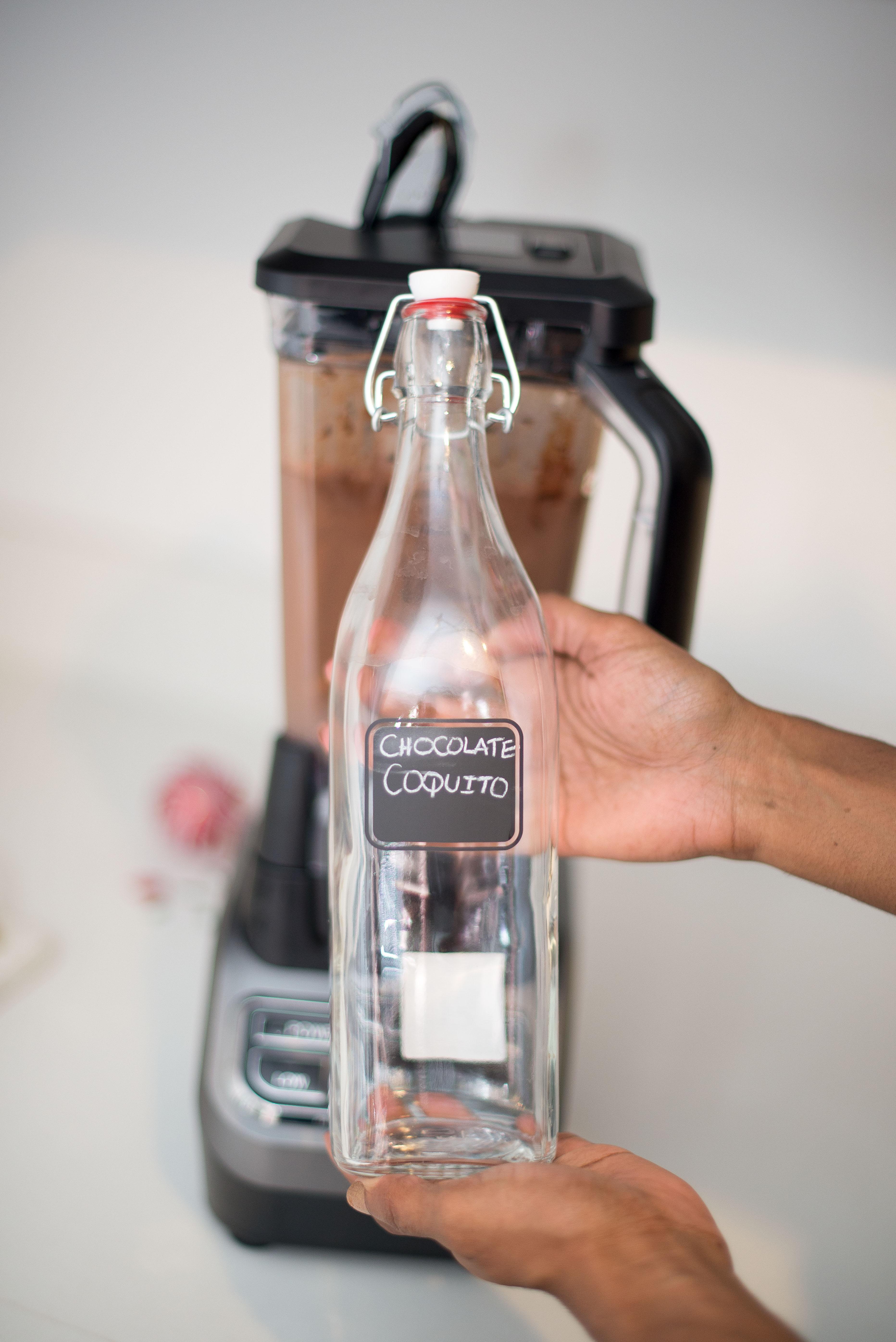 Chocolate_Coqutio_Recipe_Puerto_Rican_Egg_Nog_glass_bottle