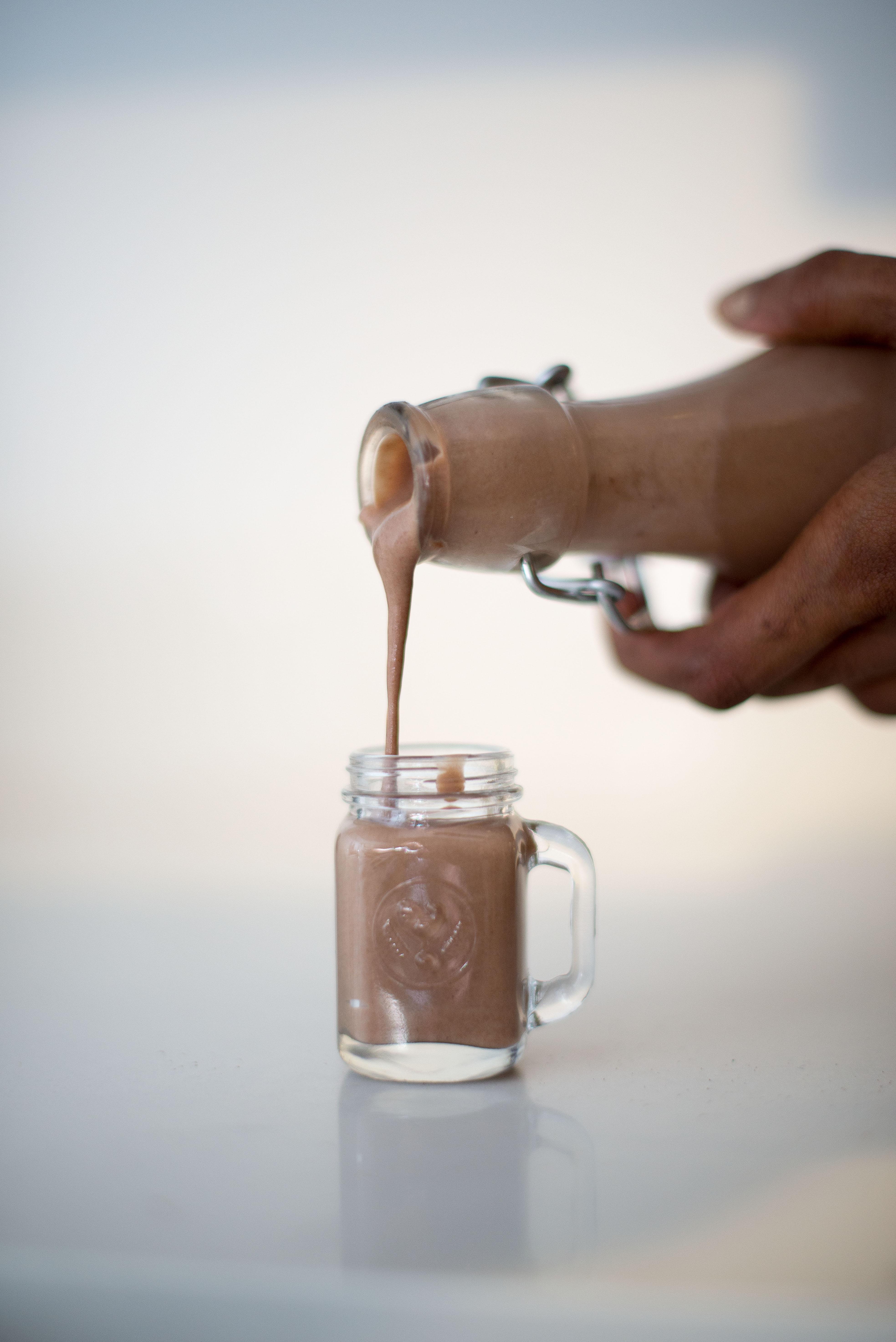 Chocolate_Coqutio_Recipe_Puerto_Rican_Egg_Nog_shot_glasses