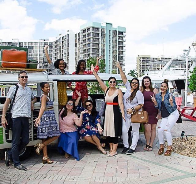 Saturday Brunch At The Diplomat Beach Resort